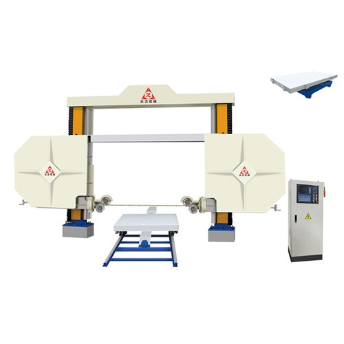 ZCNC2000/2500/300 Diamond Wire Saw Trimming Machine