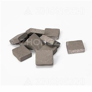 Three-Step Segment for Granite Cutting