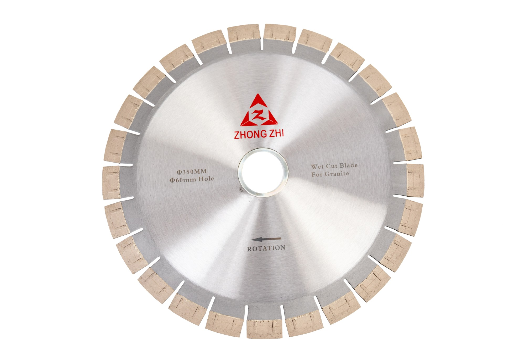 U Shape Fast Diamond Circular Cutting Saw Blade for Granite