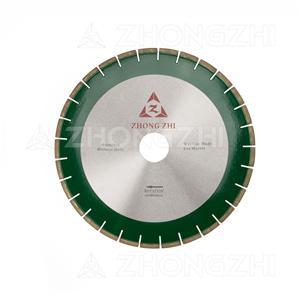 D400mm Segmented Soomth Edge Cutting Blade for Marble