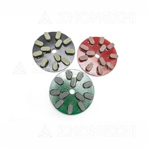 Higher efficiency, Better glossiness, and Low Cost Resin Grinding Disc