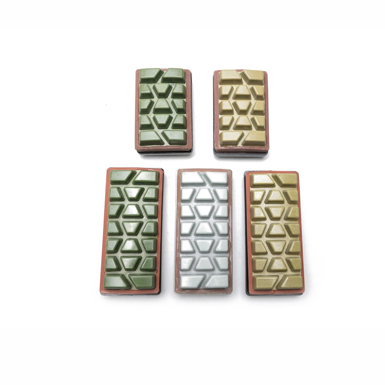 Glazed Polishing Abrasive Used on Normal Polishing Line for Full Polishing, Semi-Polishing, Crystal Tile Polishing,