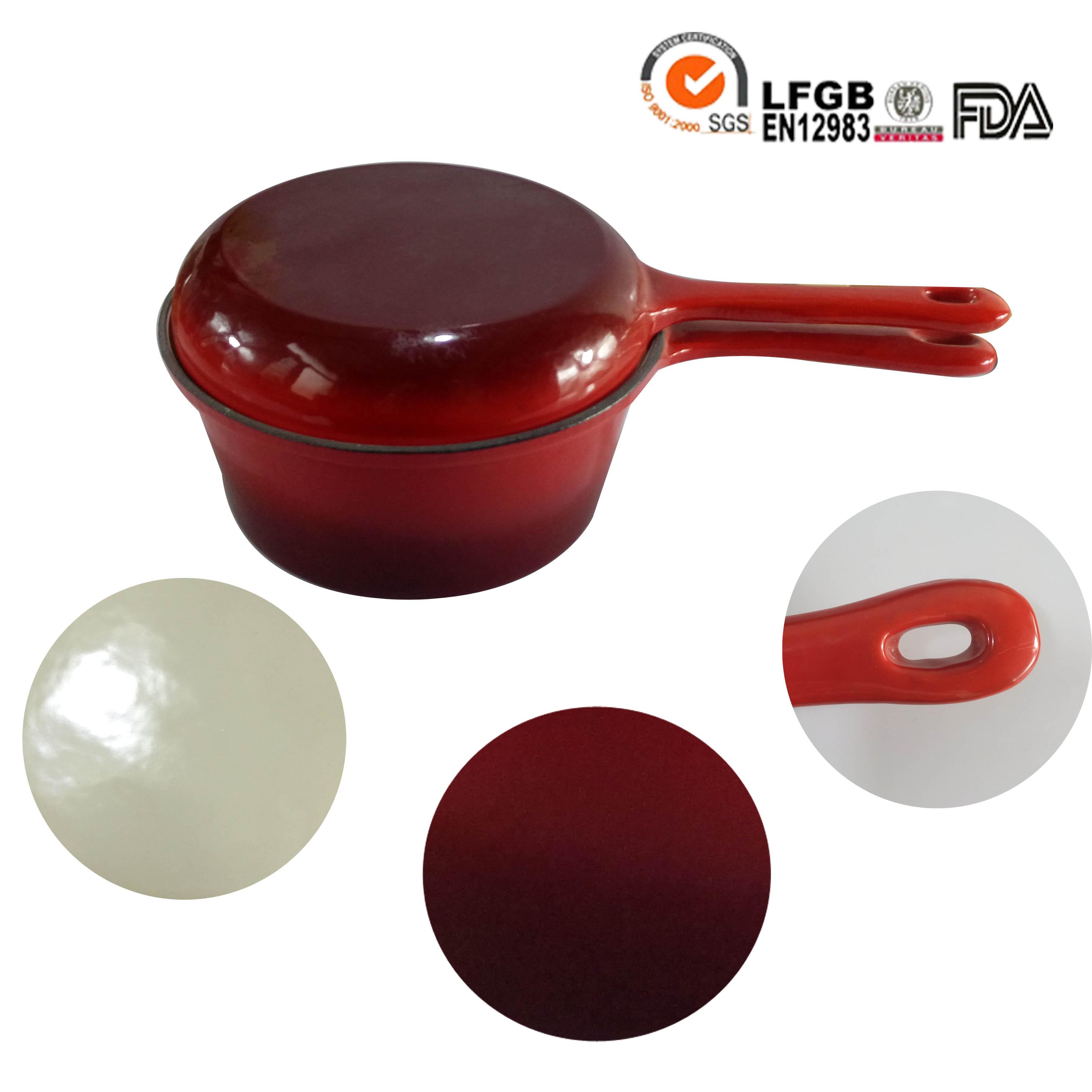 二重使用鍋