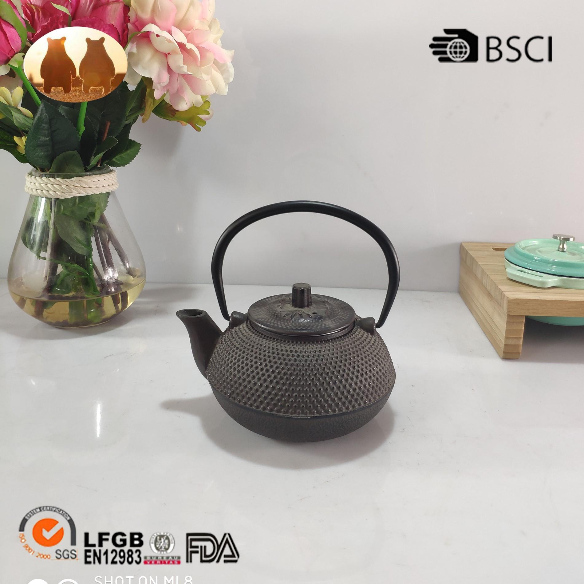 Cast Iron Enamel Tea Pot With Cup Manufacturers, Cast Iron Enamel Tea Pot With Cup Factory, Supply Cast Iron Enamel Tea Pot With Cup