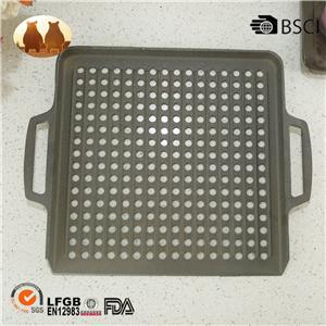 cast iron hollow fry pan