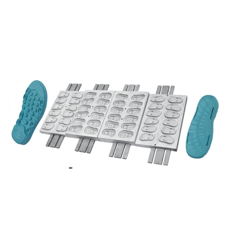 EVA Sole Forming Mould