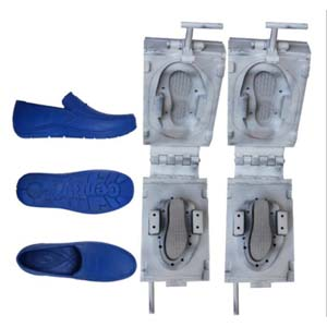 PVC Full Shoes Mould