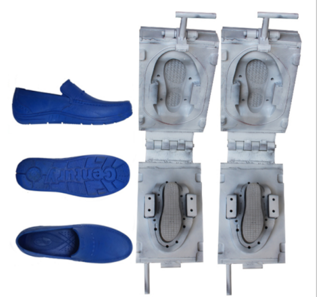 PVC shoes mould
