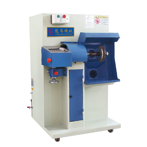 Shoe roughing machine