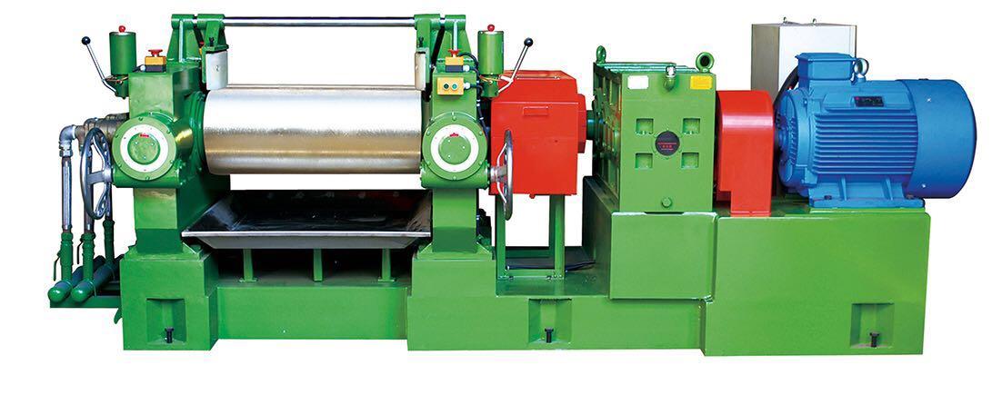 eva compound production line
