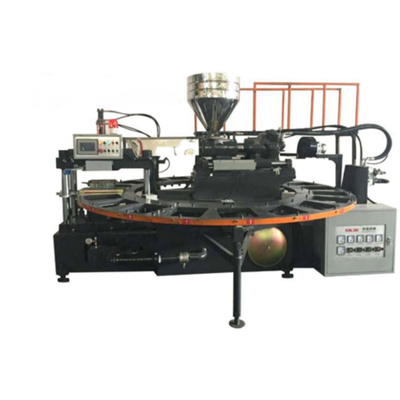 TPU one color sole injection machine