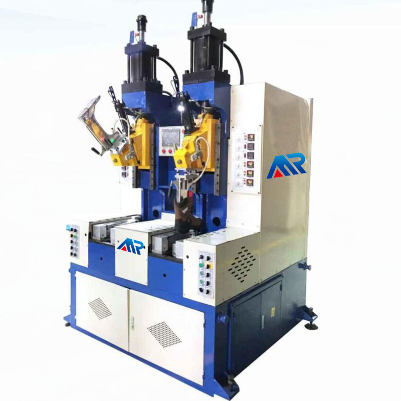 Two Density Rubber Molding Machine