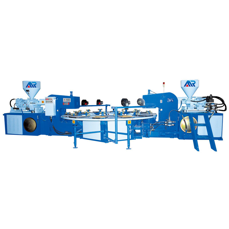 Two Color TPR Sole Injection Machine