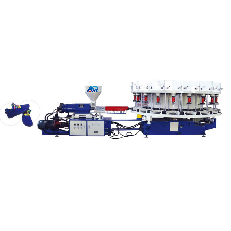 eva injection machine,Monochrome sole injection molding machine,Injection molding machine,Casual shoes injection molding machine