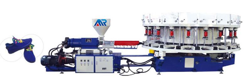 eva injection machine
