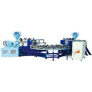 EVA Sole Injection Machine