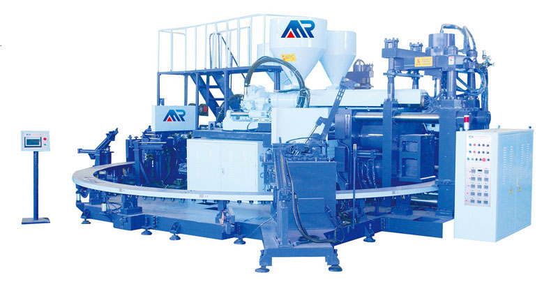 PVC Boot Injection Machine