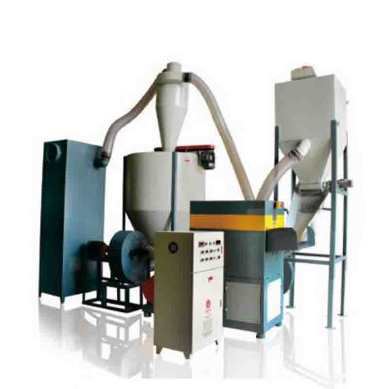 EVA / PE Plastic Form Scrap Grinding Machine