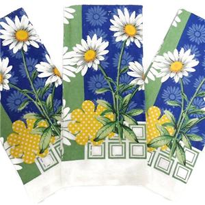 Pigment Printing cotton Kitchen Dish Towels