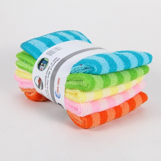 Mikrofiber Vevde Håndklær