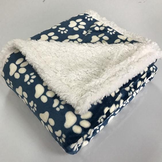 Coral Fleece Printing Blanket