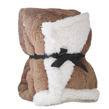 Polyester Solid Fleece Blanket