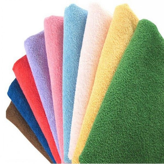 Microfiber Solid Cleaning Cloths