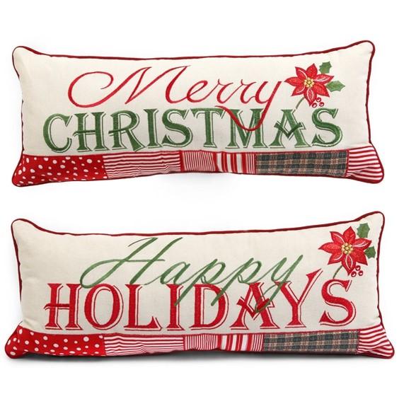 Holiday Pillows
