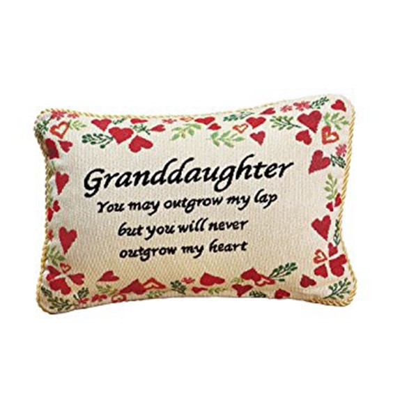 Embroidered Polyester Pillows
