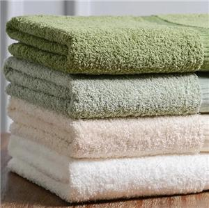 Cotton Terry solid Dobby Bath Towels