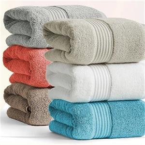 Cotton Terry solid Dobby Hand Towels