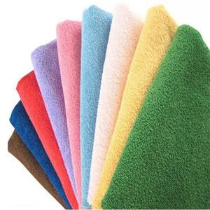 Microfiber Coral Fleece Hand Towel