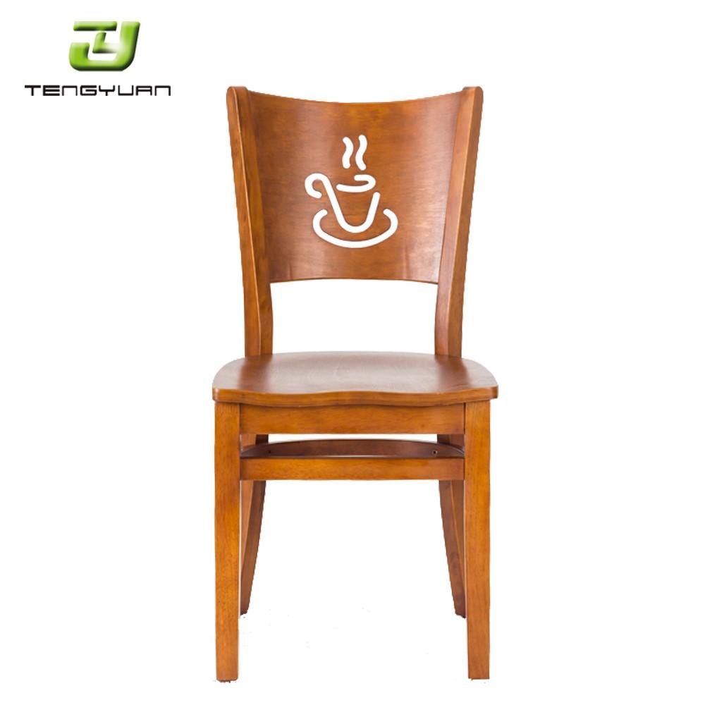 Simple Wood Chair