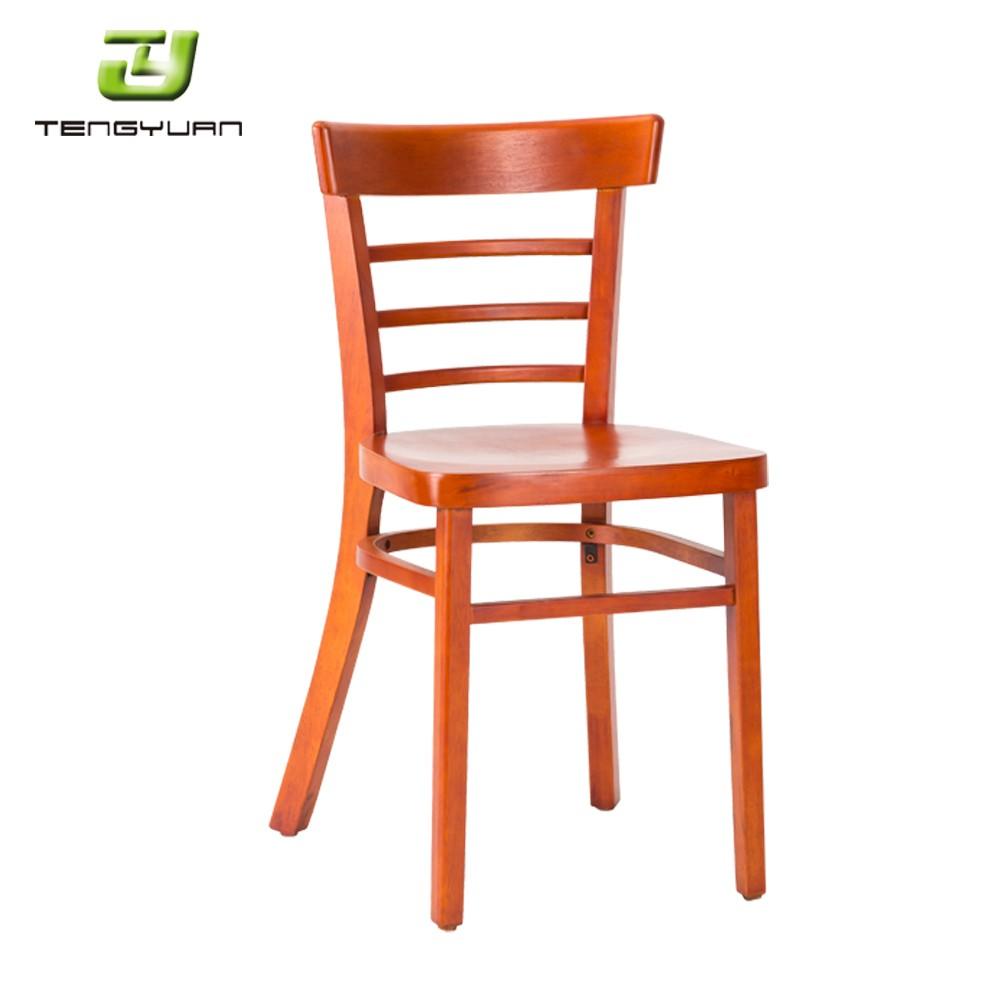 Modern Wood Chair