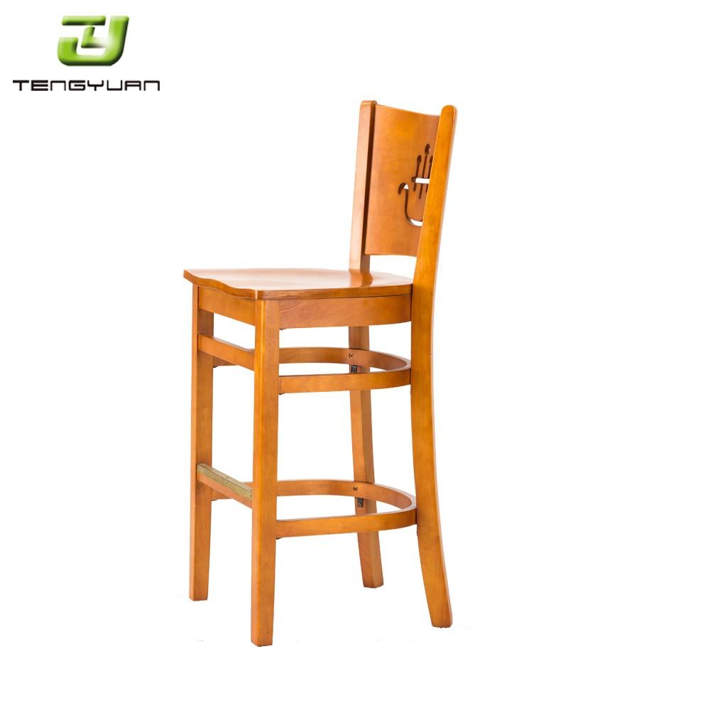 Wooden Bar Chair Manufacturers, Wooden Bar Chair Factory, Supply Wooden Bar Chair