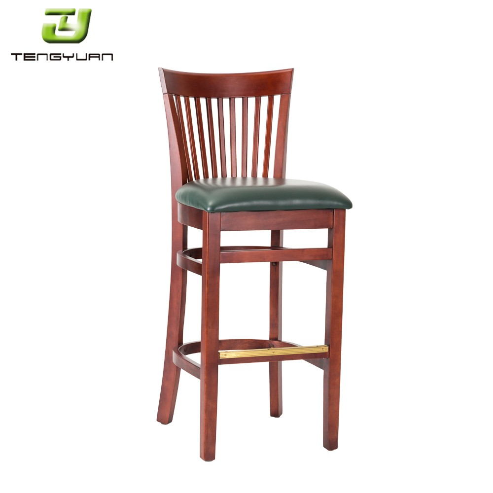 Wood Bar Chair Manufacturers, Wood Bar Chair Factory, Supply Wood Bar Chair