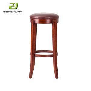 Restaurant Wood Bar Chair