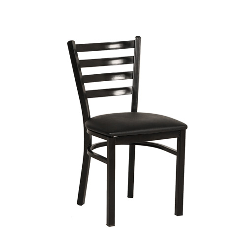 Metal Restaurant Chair