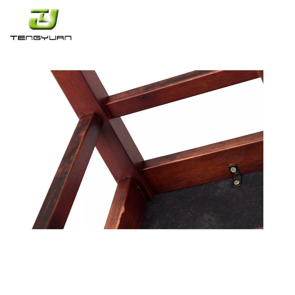 solid wood bar chair