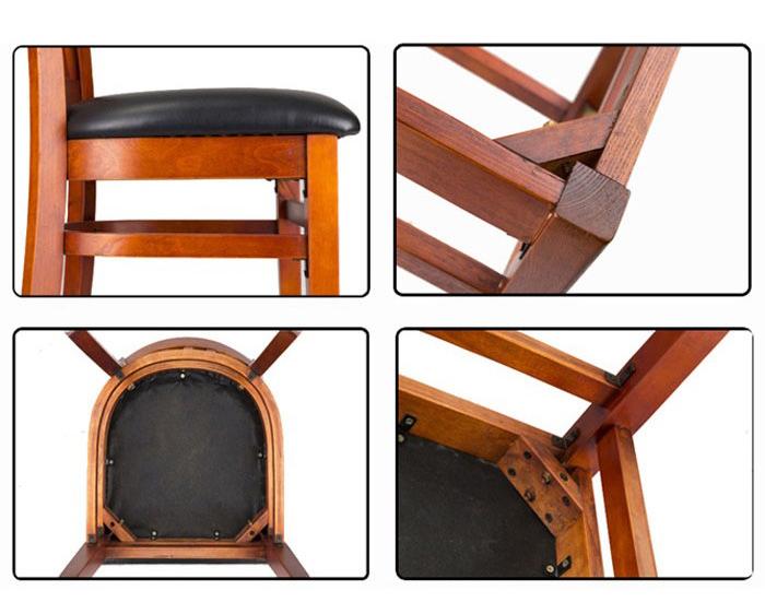 Pvc wood upholstery