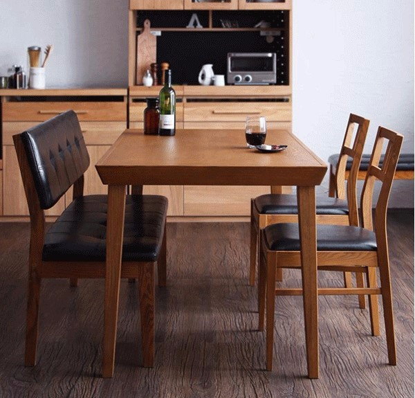 Classification of dining chairs