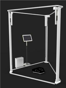 Economic and Environmental Protection Full Body 3D Scanner