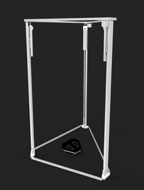 Body Scanner For Clothes