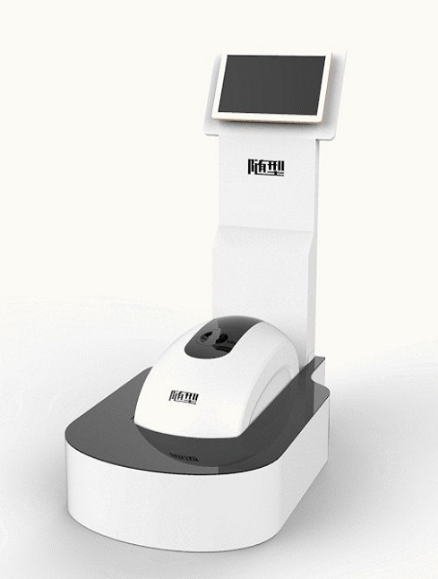 Foot 3D Scanner