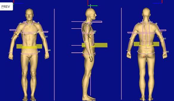 3D Body Scanner app services
