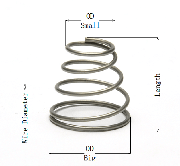 Tower Compression Spring