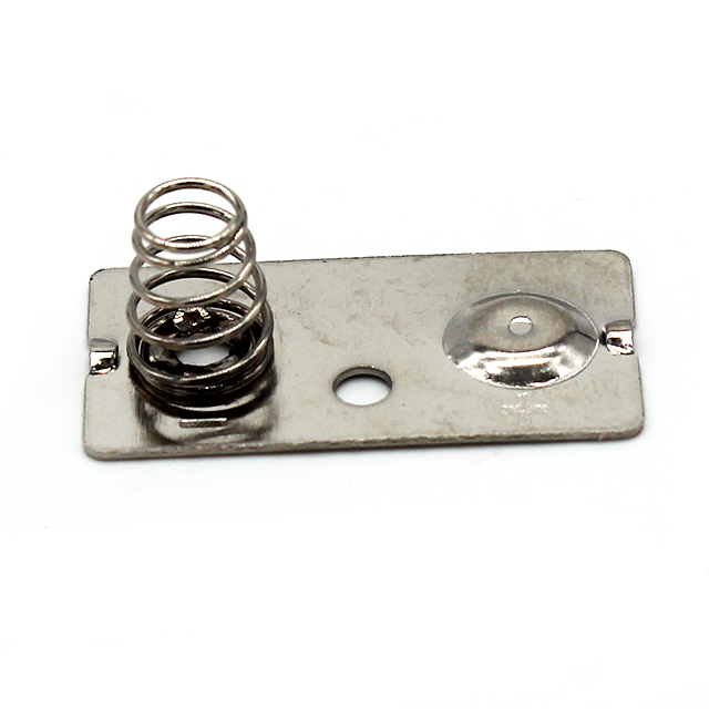 Metal Stamping Battery Contact spring