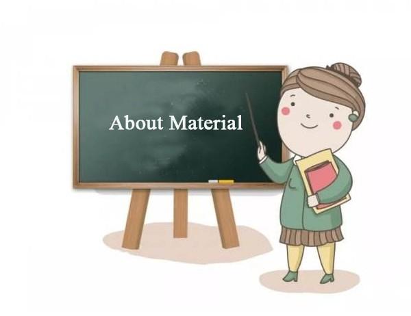 Spring material properties
