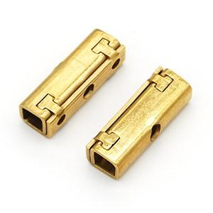 Two Hole Brass MCB Terminal Connector