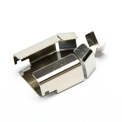 Pièces de estampillage faites sur commande de tôle d'acier inoxydable